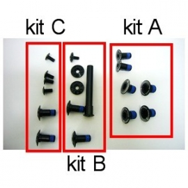 KIT AXES ARTICULATION SCOTT Noir 219560